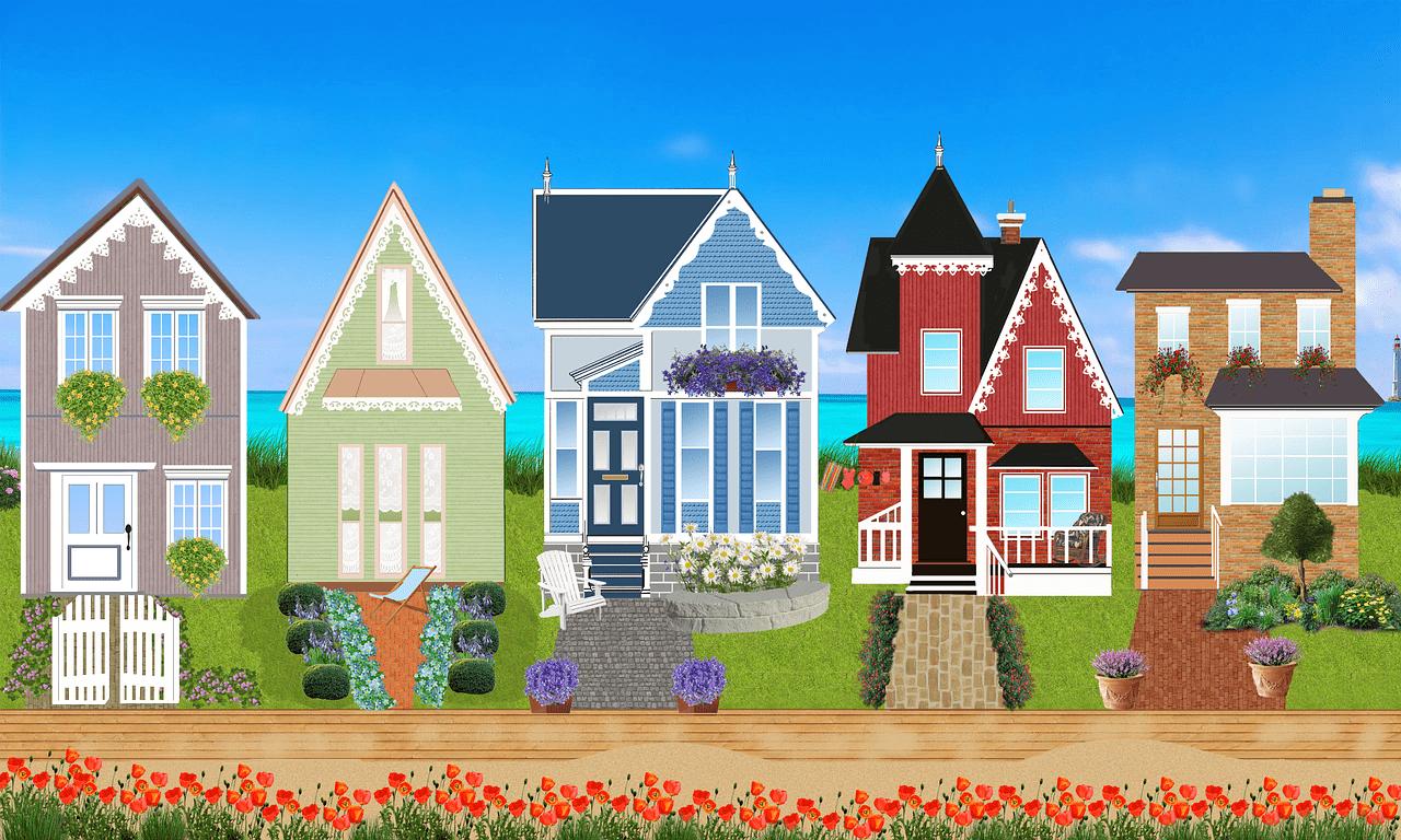 možnosti financování vlastního bydlení